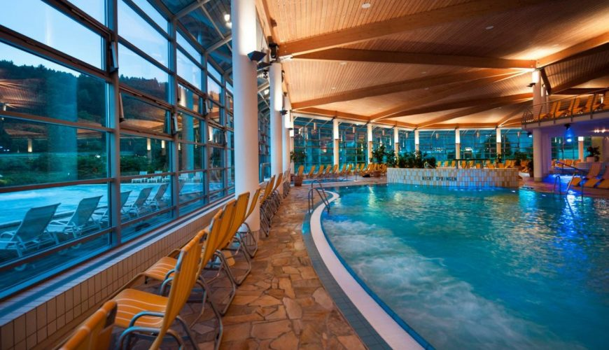 Thermal Spa from Prague- Toskana Therme